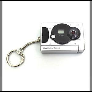Other - Mini keychain camera